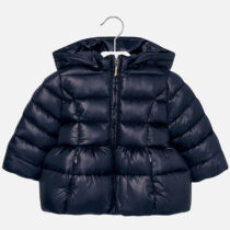 Mayoral Baby Girl Padded Coat with Hood