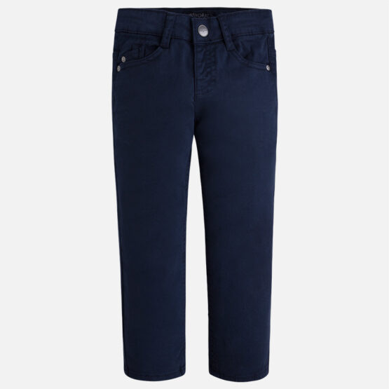 Mayoral Boy long basic trousers in twill