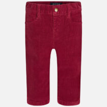 Mayoral Baby boy corduroy long trousers slim fit