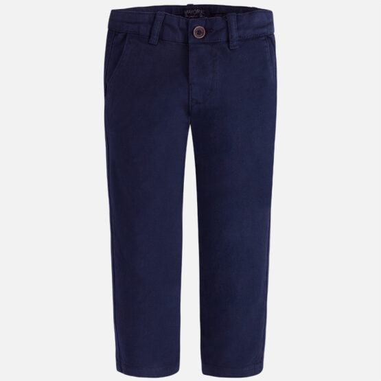 Mayoral Boy basic twill chino trousers