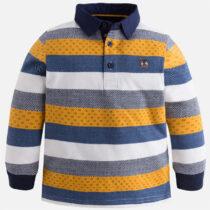 Mayoral Boy long sleeve polo shirt