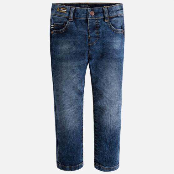 Mayoral Boy long denim trousers slim fit