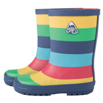 Frugi Organic Rainbow Puddle Buster Wellington Boots