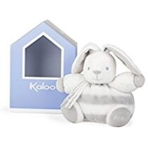 Kaloo Grey and Cream Chubby Bunny