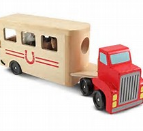 Melissa and Doug Horse Box