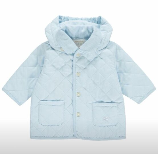 Emile et Rose 'Curtis' Quilted Jacket