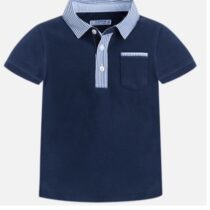 Mayoral Short Sleeve Polo Shirt