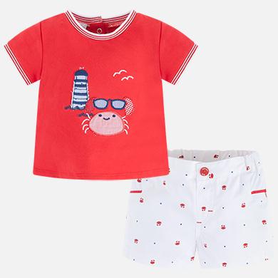 Mayoral Shorts and T Shirt Set