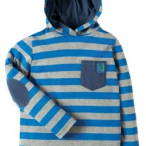 Frugi Organic Campfire Hooded Top