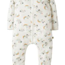 Frugi My First Rainbow Babygrow