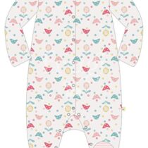 Frugi My First Bird Babygrow