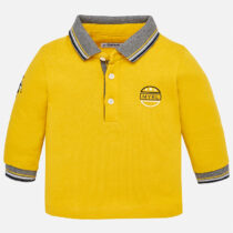 Mayoral Long Sleeve Polo Shirt 2110