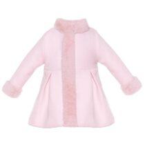 Patachou Pink Coat