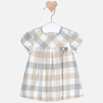 Mayoral Baby Girl Check Dress 2846