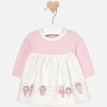 Mayoral Baby Girl Jersey Dress 2858