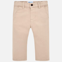 Mayoral Long Twill Chino Trousers 521