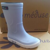Meduse Blue Wellies