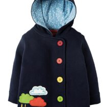 Frugi Cosy Button Up Jacket