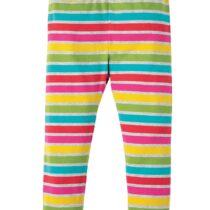 Frugi Libby Striped Leggings