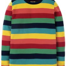 Frugi Favourite Long Sleeve Striped Tee
