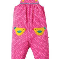 Frugi Maple Cord Dungaree
