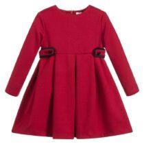 Patachou Red Dress