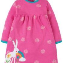 Frugi Rabbit Dolcie Dress