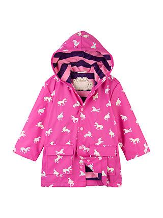 Hatley Unicorn Colour Changing Rain Jacket