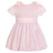 Patachou Pink Dress with Bows