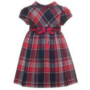 Patachou Tartan Dress