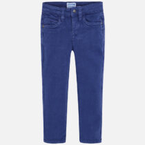 Mayoral Slim Fit Twill Trousers 517