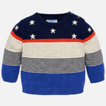 Mayoral Jumper with Stars and Stripes 2302