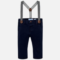 Mayoral Chino Trousers with Braces 2548