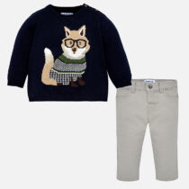 Mayoral Drawing Jumper and Trousers Set 2588