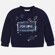 Mayoral Embroidered Sweatshirt 4454