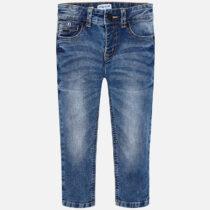 Mayoral Denim Pique Trousers 4506