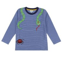 Lilly and Sid Hidden Creatures Applique Top