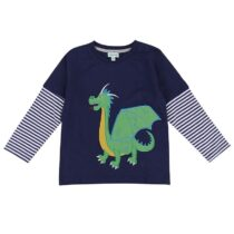 Lilly and Sid Dragon Tales Applique Top