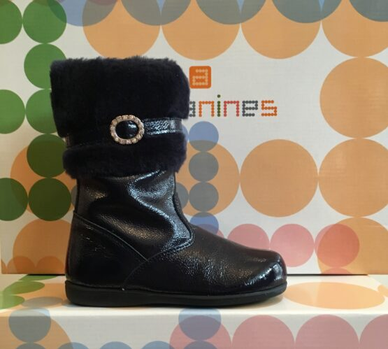 Andanine Navy Boot 182846
