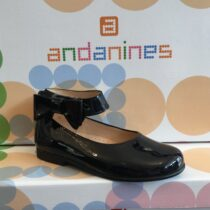 Andanine Navy Shoe 182855