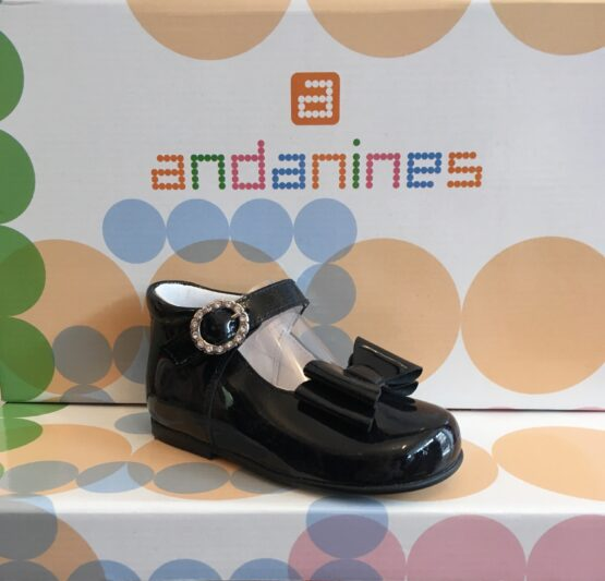 Andanine Navy Shoe 181816