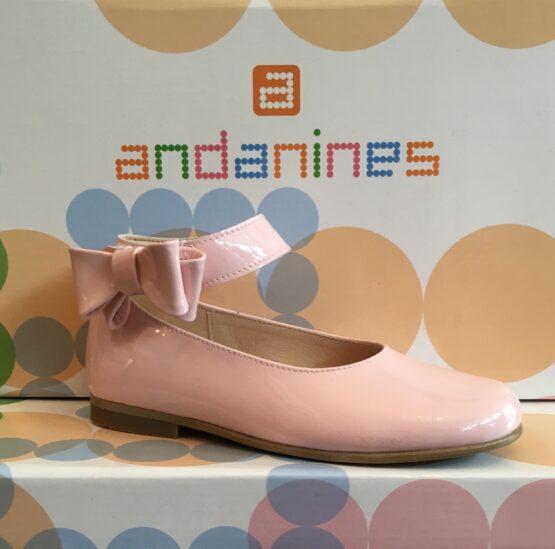 Andanine Pink Shoe 182855