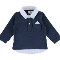 iDo Polo Shirt with Handkerchief Insert v53600