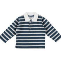 iDo Striped Polo Shirt v24400