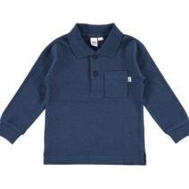 iDo Long-Sleeved Polo Shirt v35600