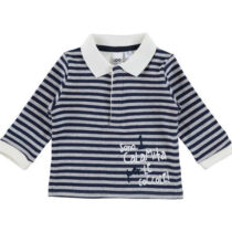 iDo Striped Polo Shirt v24300