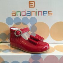 Andanine Red Shoe 181816
