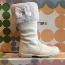 Andanine White Boot 182171