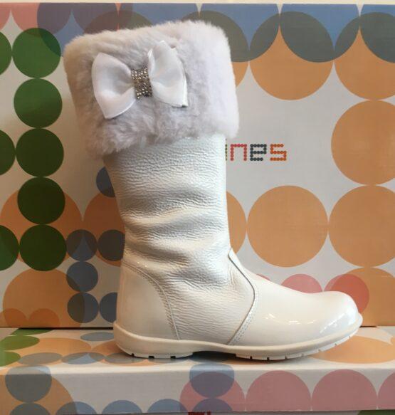 Andanine White Boot 182171