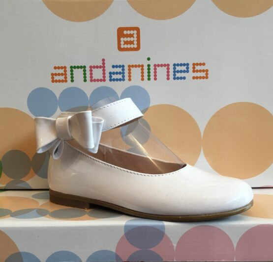 Andanine White Shoe 182055